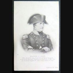 carte postale de Bonaparte 1° consul