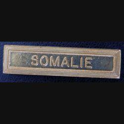 """Barrette """" SOMALIE """" en métal doré"""