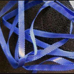 ruban de boutonnière de la médaille de l'aéronautique de 10 cm x 2 mm