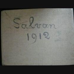 CARNET DE CROQUIS SUR LES GRANGES SUR SALVAN 1912 (C139)