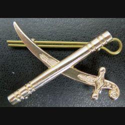 Partie d'insigne de grade de général de l'armée britannique