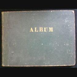 ALBUM DE CROQUIS DE EDOUARD MANGIN 1859 (C105)