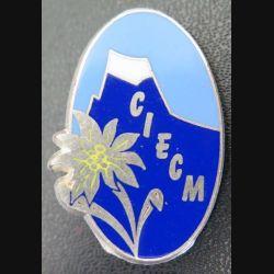 CIECM : Centre d'instruction et d'entrainement au combat en montagne Delsart G. 3738