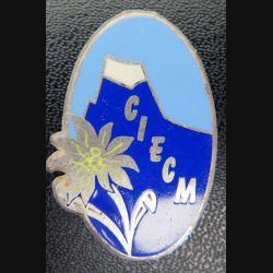 CIECM : Centre d'instruction et d'entrainement au combat en montagne Delsart G. 3738 sans attache