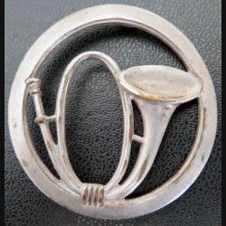Insigne de béret de chasseurs alpins de fabrication Beraudy Vaure