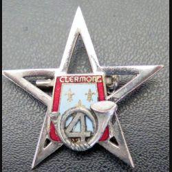 4° RCH : etoile d'éclaireurs du 4° régiment de chasseurs GS 39