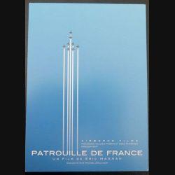 carte postale de Patrouille de France un film de Eric Magnan