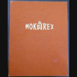 MOKAREX livre n°1 sur les planches des figurines des grands concours Mokarex (C167)