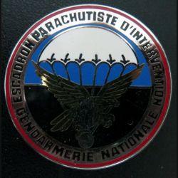 EPIGN : escadron parachutiste d'intervention de la Gendarmerie nationale EPIGN Boussemart N° 37/A