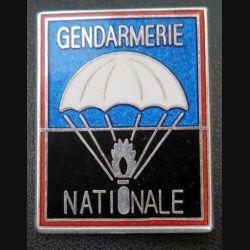 EPIGN : Escadron parachutiste d'intervention Gendarmerie nationale Boussemart Prestige argenté