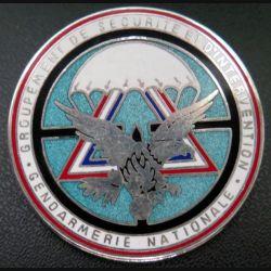 GSIGN : Brevet Groupement Sécurité Intervention Gendarmerie  Nat 2° modèle Y. Boussemart GNS 002 prestige