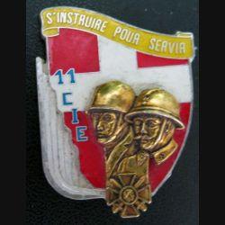 1° RI : 11° compagnie du 1° régiment d'infanterie de fabricationDelsart Prestige translucide