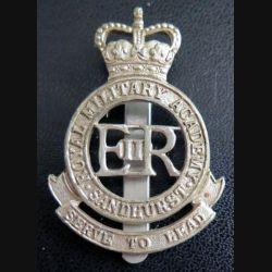 Insigne de béret de l'école royale militaire académique de Sandhurst