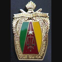 Insigne de la gendarmerie nationale du Cameroun Mag Force