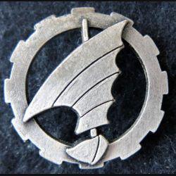 519° RT : Insigne de béret du 519° régiment du Train de fabrication Ballard