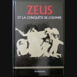 Zeus et la conquête de l'Olympe mythologie (C167)