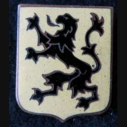 43° RIM : insigne de béret ou calot  du 43° régiment d'infanterie motorisé de 1939