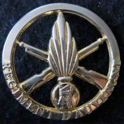 """92° RI : insigne béret 92° régiment infanterie """"régiment d'Auvergne"""" AP-C 16396"""