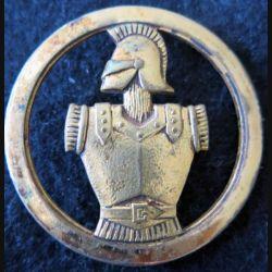 GÉNIE : insigne de béret du Génie de fabrication Beraudy-Vaure Ambert