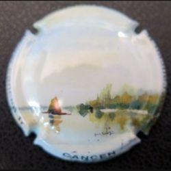 Capsule Muselet de Crémant de Loire Cancen (L2)