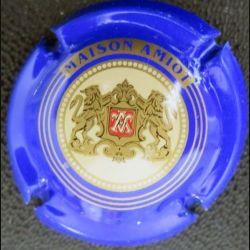 Capsule Muselet de bouteille de champagne Amiot  (L2)