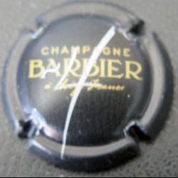 Capsule Muselet de bouteille de champagne Barbier (L2)