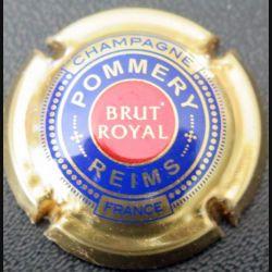 Capsule Muselet de bouteille de champagne Pommery Brut Royal (L2)