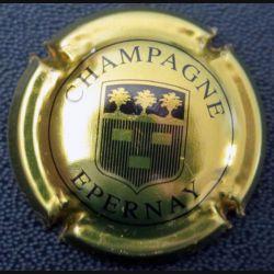 Capsule Muselet de bouteille de champagne Epernay (L2)