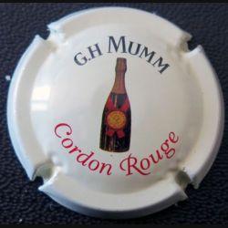 Capsule Muselet de bouteille de champagne G.H Mumm Cordon rouge (L3)