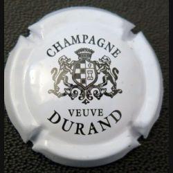 Capsule Muselet de bouteille de champagne Veuve Durand (L3)