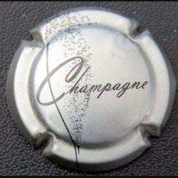 Capsule Muselet de bouteille de champagne (L3)