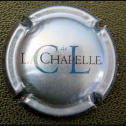 Capsule Muselet de bouteille de champagne De la Chapelle écrin Villedommange (L3)