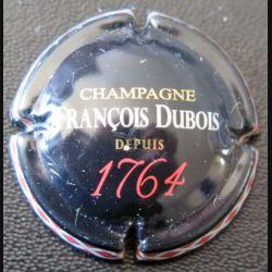 Capsule Muselet de bouteille de champagne François Dubois  (L3)