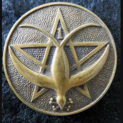 1° RTM : 1° régiment de tirailleurs marocains de fabrication Drago Béranger en métal