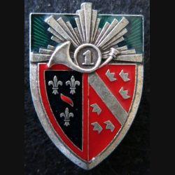 1° RCH : 1° régiment de chasseurs de fabrication Arthus Bertrand Paris
