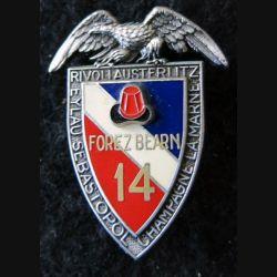 14° RPCS : 14° régiment parachutiste de commandement et de soutien de fabrication Delsart G. 278