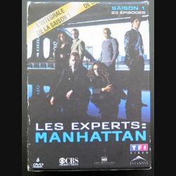 DVD : LES EXPERTS MANHATTAN l'intégrale de la Saison 1 6 DVD (C45)