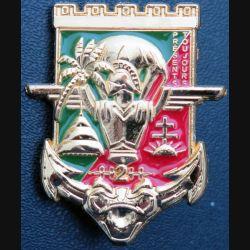 17° RGP CA Nlle Calédonie : Compagnie d'appui CA du 17° régiment du génie parachutiste Nlle Calédonie en 2019 sans fabricant