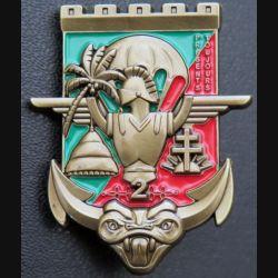 17° RGP CA LA REUNION : Compagnie d'appui CA du 17° régiment du génie parachutiste à La Réunion en 2019 MCPC numéroté peint