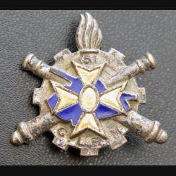 51° CLRM :  51° compagnie légère de réparation du Matériel Drago Paris G. 1952 en émail