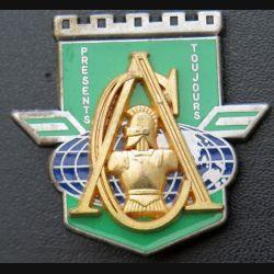 17° RGP : Compagnie d'appui du 17° régiment du génie parachutiste fabrication Fraisse