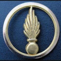 CS : insigne de béret du Corps des Experts sans fabricant