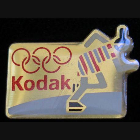 PIN'S : Kodak Jeux olympiques sli de hauteur 1,9 cm