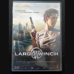 DVD LARGO WINCH  l'Aventure a un nouveau visage (C205)