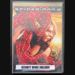 DVD SPIDERMAN 2 Disc 1 et SPIDERMAN 3 (C205)