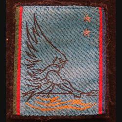 31° BL : insigne tissu de la 31° brigade de la légion étrangère