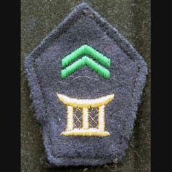 SOUTACHE : insigne de col togolais (vendu à l'unité)