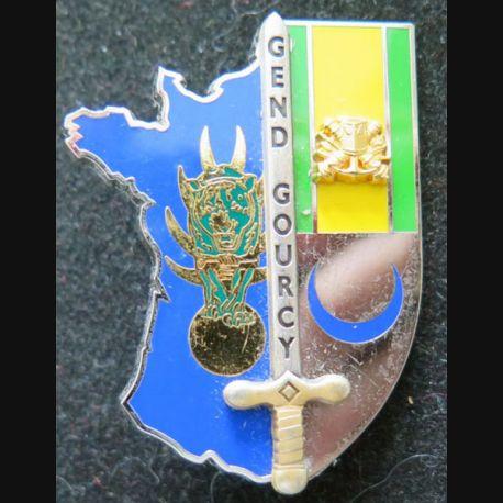 PROMOTION GENDARMERIE : gendarme Gourcy Arthus Bertrand 306° promo Chatellerault GNG 152 numéroté 047