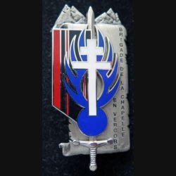 PROMOTION GENDARMERIE : Brigade de la Chapelle en Vercors 401° ESOG fabrication LR GN 0169