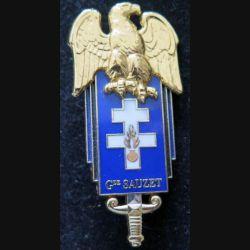 PROMOTION GENDARMERIE : Gendarme Sauzet 307° promo ESOG Chatellerault Fabrication Arthus Bertrand